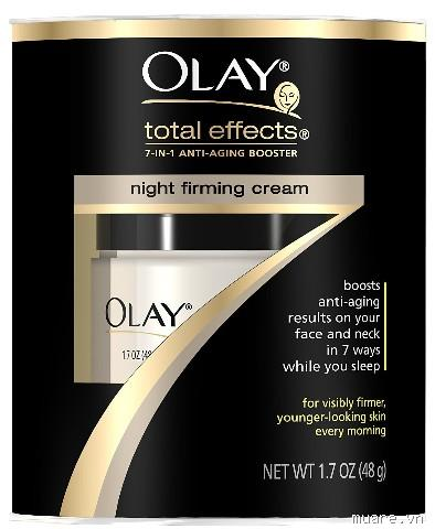 MY PHAM XACH TAY  origins StIves Queen HeleneneutrogenaOlay-OlayTotalEffectsNightFirmingCream1939USD50ML-1_1300418737