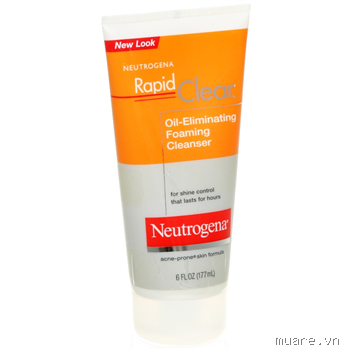 MY PHAM XACH TAY  origins StIves Queen HeleneneutrogenaOlay-NEUTROGENA_-_RAPID_CLEAR_FOAMING_CLEANSER_1303036559