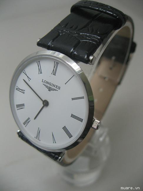 Đồng hồ LONGINES kính Saphire chống trầy cao cấp, siêu mỏng, cực sang.kt 28/3 23h59p - 16