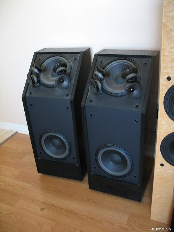 Vừa về loa TANNOY stirling TWW, TANNOY 638, TANNOY S8, BOSE 601 iii, 501 iv, 501, 6.2, 301 iii, 802