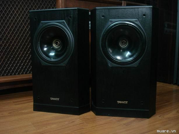 TANNOY M20 GOLD MK2 BLACK SPEAKERS