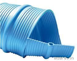 Tấm nhựa PVC dẻo ngăn nước tại vị trí khớp nối bê tông