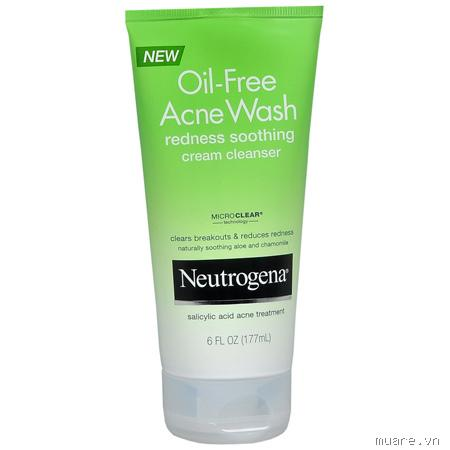 MY PHAM XACH TAY  origins StIves Queen HeleneneutrogenaOlay-1310608333_l_Free_Acne_Wash_Redness_Soothing_gentle_scrub
