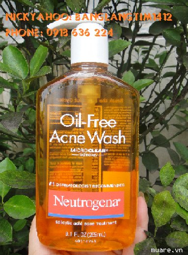 MY PHAM XACH TAY  origins StIves Queen HeleneneutrogenaOlay-1310983471_neuoilfreeacnwash