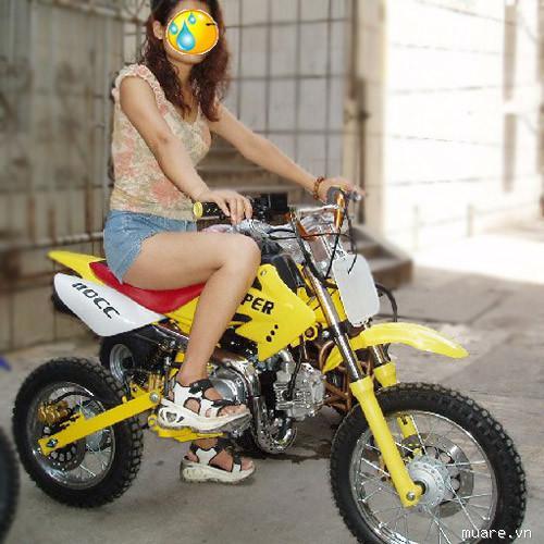Moto mini giá hot duy nhất tại Hải Phòng