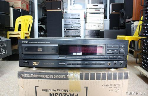 Audio secondhand Hang ve 1005 ampli luxman l80vsherwood 7310 jbl-1314336941_CD_denon_1610_1268292267