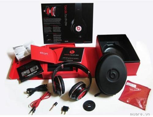 Tai nghe Monster Beats By Dr. Dre:Tour, Tai nghe Skullcandy Uprock, mix style