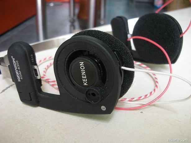 [3kshop]-dịch vụ sửa chữa - recable tai nghe - mod gọng keenion - Phụ kiện tai nghe - 5