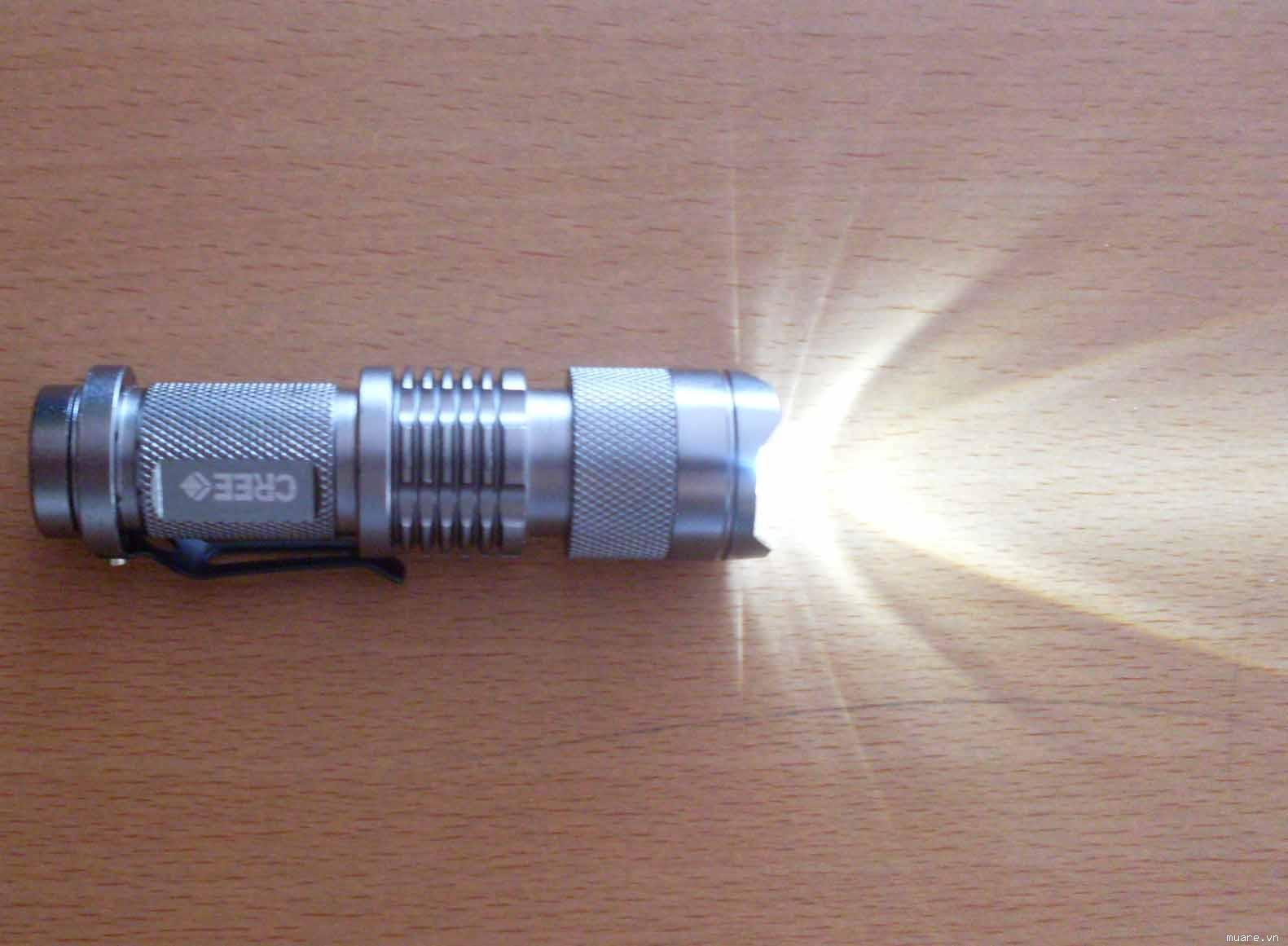 Đèn Pin siêu sáng giá rẻ - 3