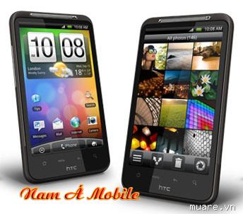 Namamobile. com. vn | HTC Desire HD