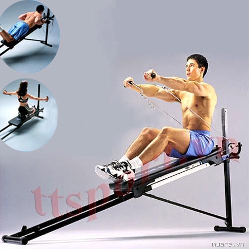 total gym 1000 assembly instructions