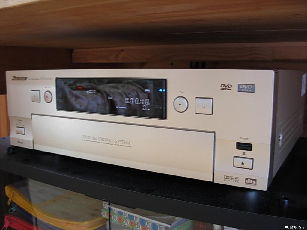 Bán Amply Marantz  PM-5 ,DVD Pioneer DVR 1000 , CD Pioneer PD_M 455 - 5