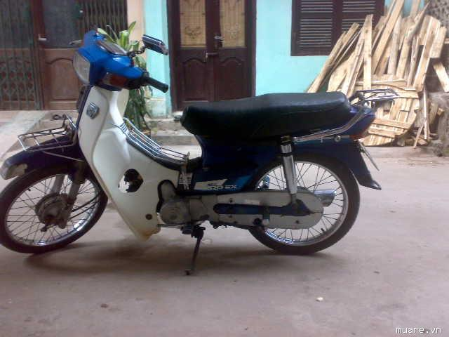 Bán CUB 100EX Honda Japan Biển 3 số