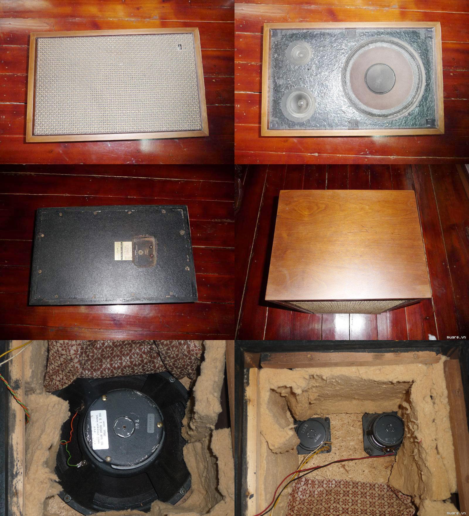 Bán Loa Bozak, Fisher, Ampli .. ..Đâù Cd Sony 750, 222Es, Pionner 7050, Denon