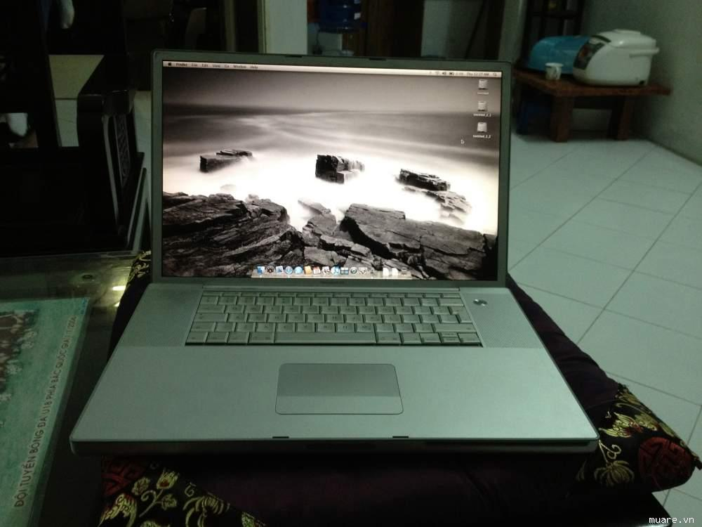 bn powerbook G4 17&quot;