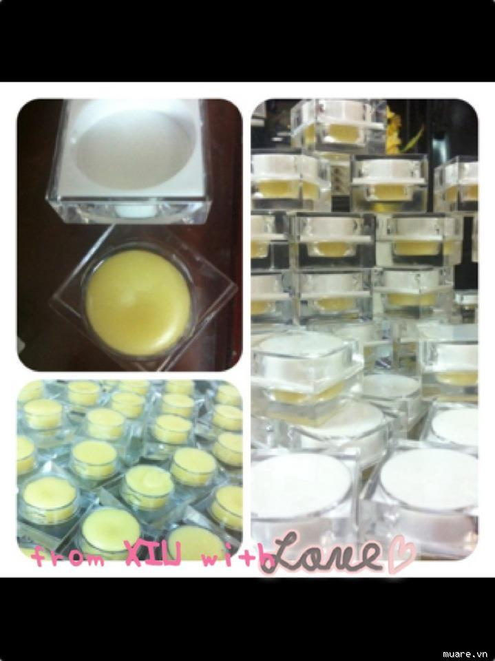 Son duong home made lam tu shea butter 40khop 5ml Chat luong ngang ngua Loccitan