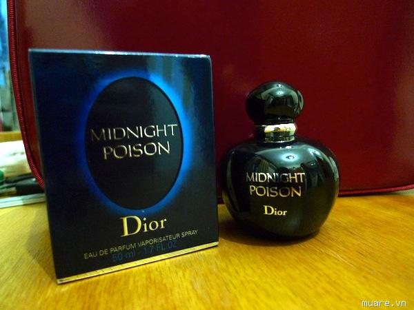 HN Nuoc hoa Dior Midnight Poison Estee Lauder Sensuous YSL In love again Tommy S