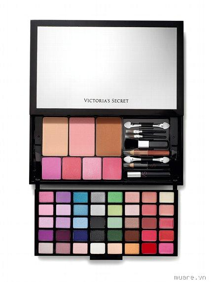 Bo make up kit cua Victoria Secret dep mien che