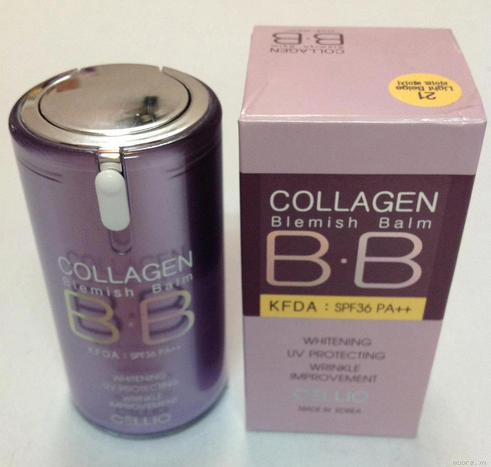 TL BB cream collagen CELLIO