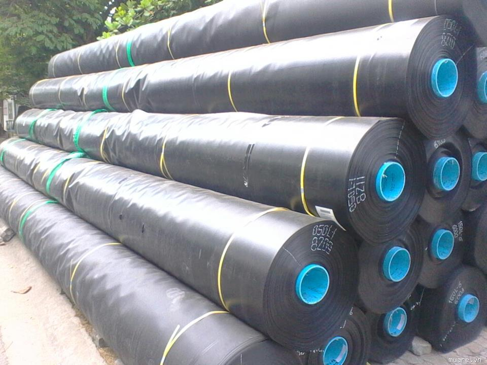 MANG CHONG THAM HDPE 03MM BAT NHUA HDPE 05MM LOT HAM BIOGAS LOT BAI RAC THAI HO CHUA NUOC SAN