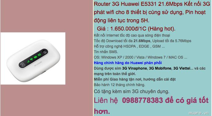 Thiết Bị Phát Sóng Wifi 240.000đ Chuẩn N 150Mb. Bảo hành 24 tháng 1 đổi 1  Đổi mới .